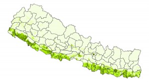 Where do Madheshis live?
